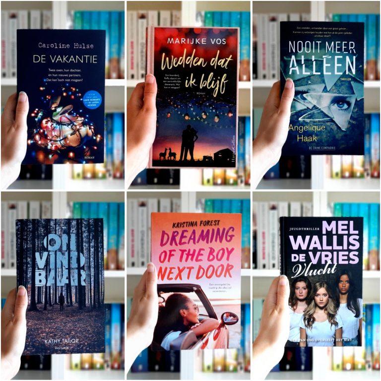 Reading Challenge | Deze boeken las ik in september 2021